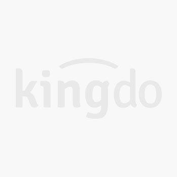Schoudertas barcelona blauw/rood: 17x21x6cm