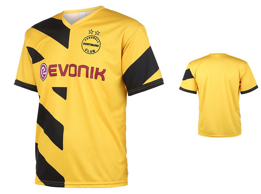 Dortmund Voetbalshirt Thuis Eigen Naam 2014-2015