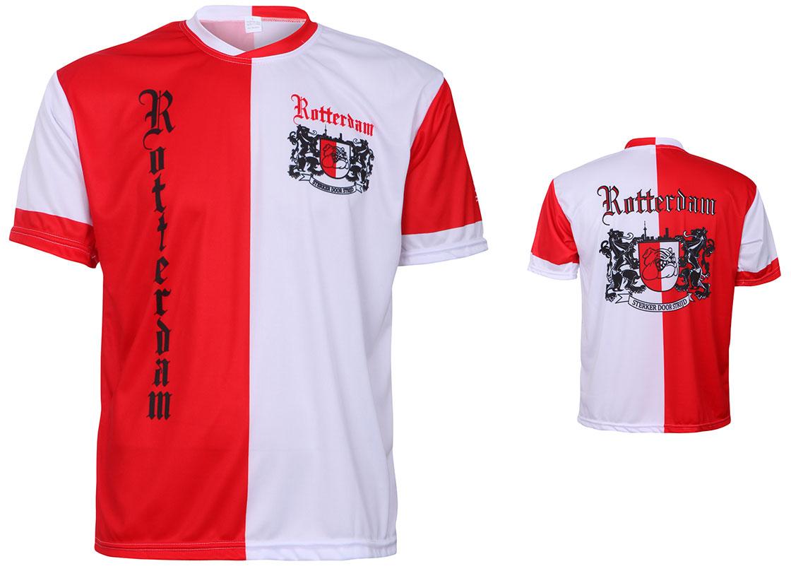 Rotterdam Shirt Thuis