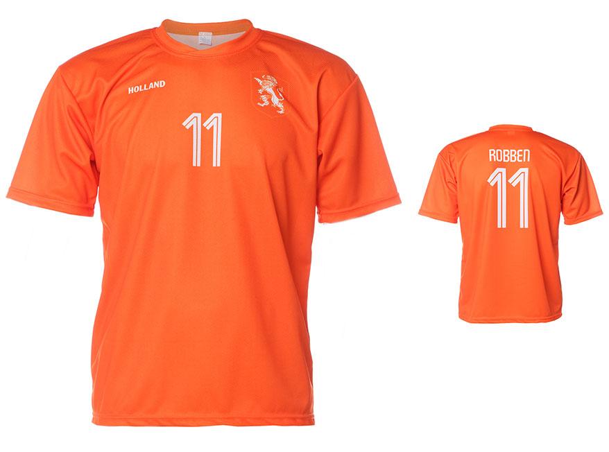 Nederlands Elftal Shirt Robben Thuis 2014-2016 Extra Kwaliteit