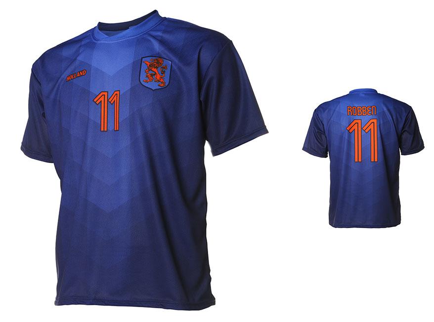 Nederlands Elftal Shirt Robben Uit 2014-2016 Extra Kwaliteit