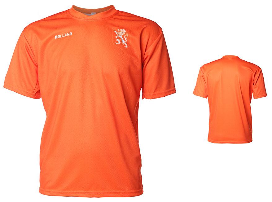 Nederlands Elftal Shirt Thuis Eigen Naam 2014-2016 Extra Kwaliteit