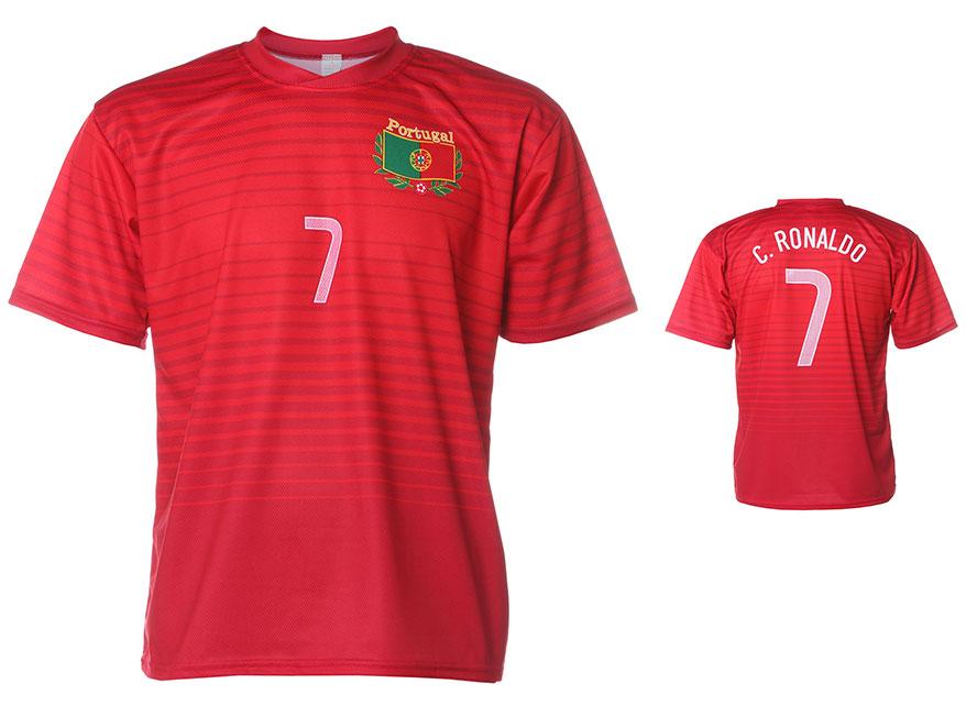 Portugal Shirt Ronaldo Thuis 2014-2016 Extra Kwaliteit