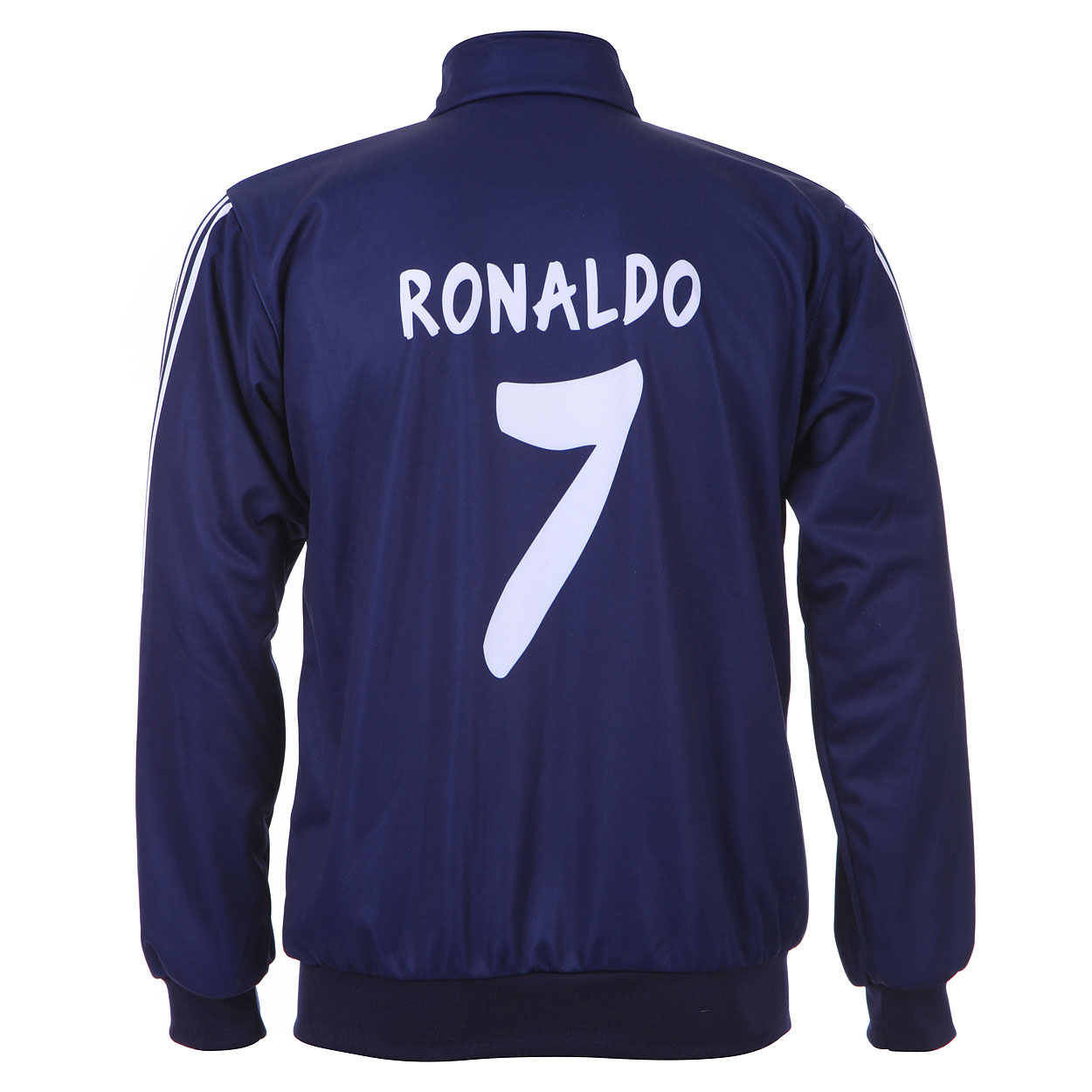 Real Madrid Trainingsjack Ronaldo Thuis