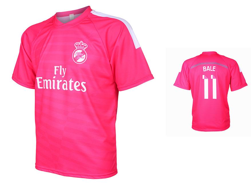 Real Madrid Voetbalshirt Bale Uit 2014-2015