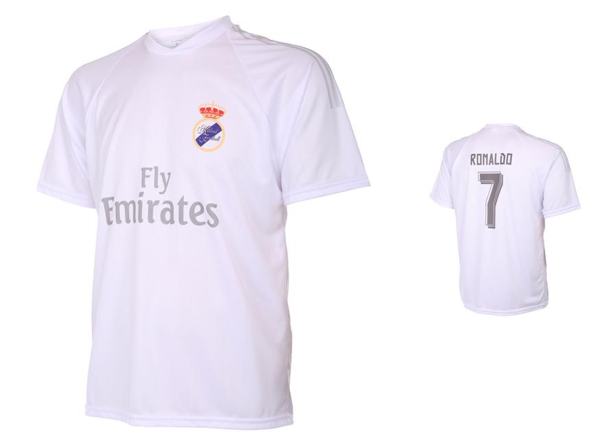 Real Madrid Voetbalshirt Ronaldo Thuis 2015-2016