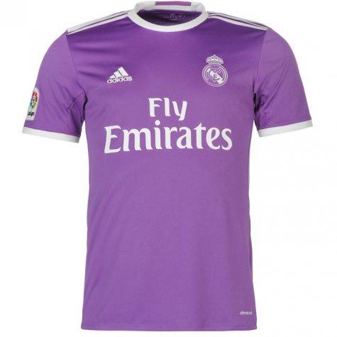 Real Madrid Uitshirt Eigen Naam 2016-2017 Senior Origineel