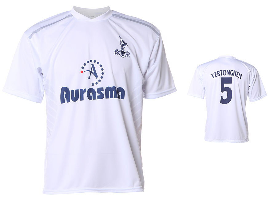 Tottenham Shirt Vertongen Thuis 2013-2014