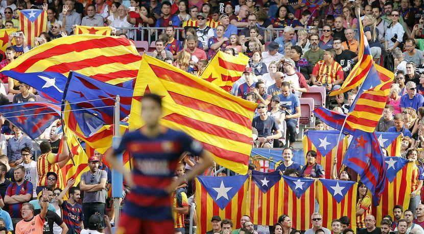 De diepe betekenis van de club Barcelona voor Catalonie