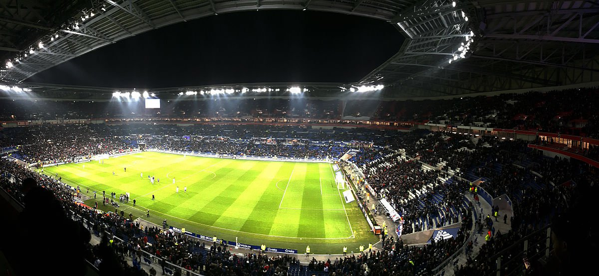 WK voetbal vrouwen 2019 stadion finale Lyon