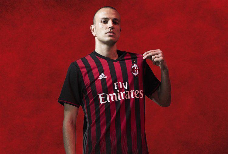 AC Milan thuis shirt 2016-2017