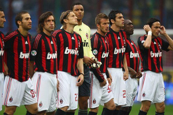 AC Milan ondergang