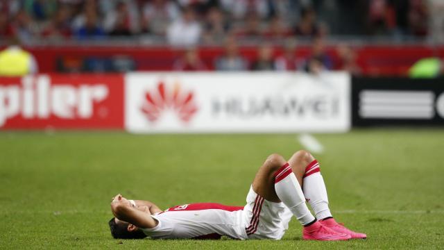 Ajax: middenmoot van de Europese middenmoot