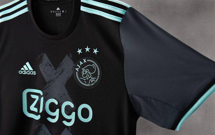 Ajax nieuw uitshirt 2016-2017