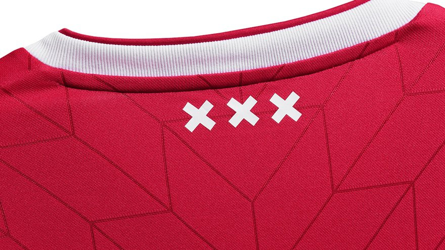 Ajax thuis shirt 2018-2019