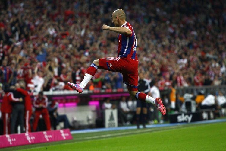 Bundesliga, Arjen Robben