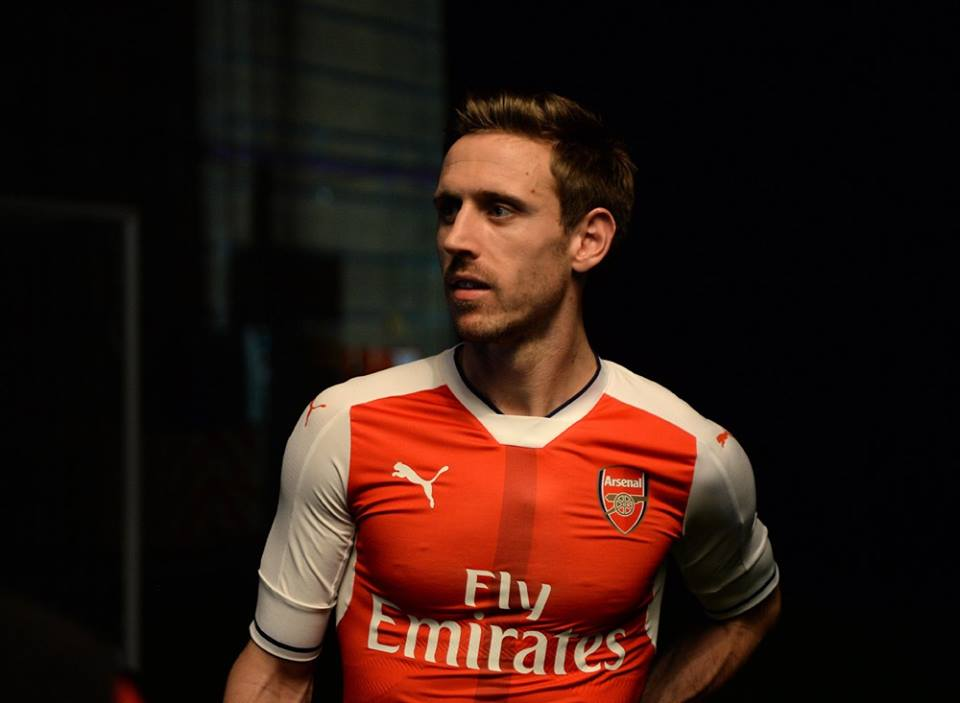 Arsenal shirt 2016-2017