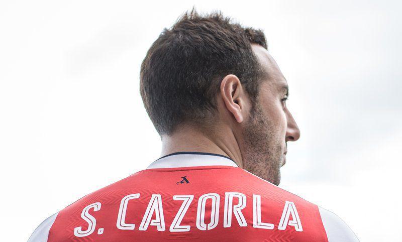 Arsenal FC thuisshirt 2016-17