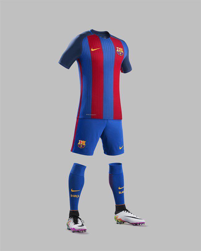 Barcelona shirt 2016-2017