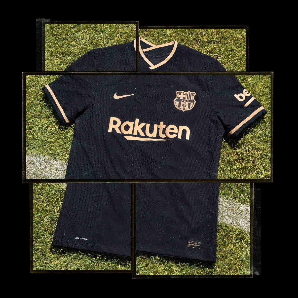 Barcelona uitshirt nieuw 2020-2021