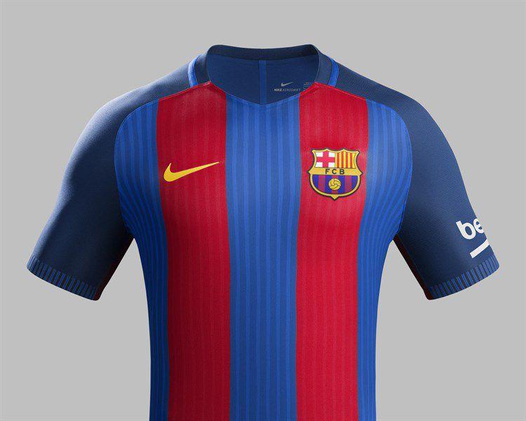 Barcelona thuisshirt 2017-2017