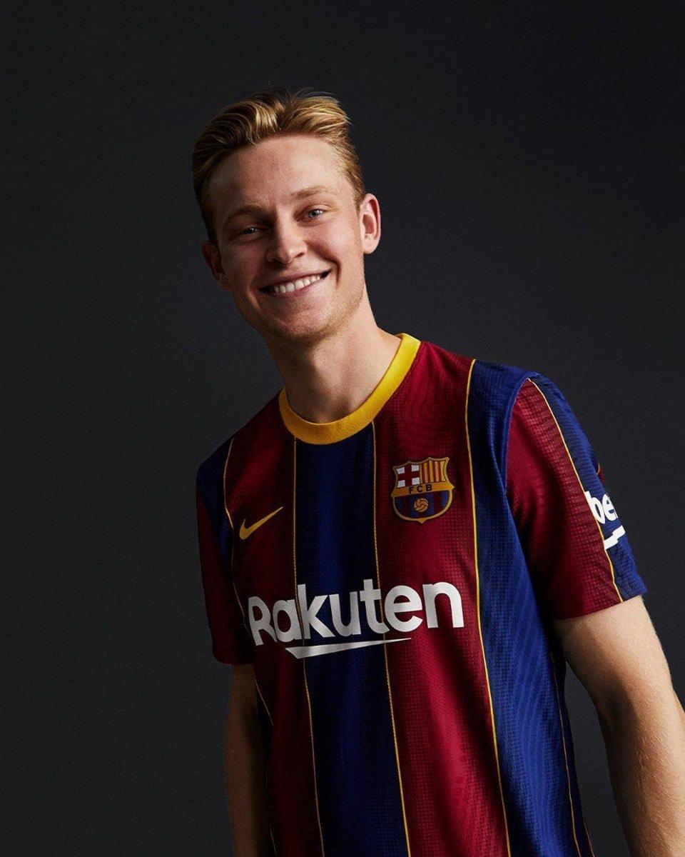 Barcelona voetbalshirt 2020-2021