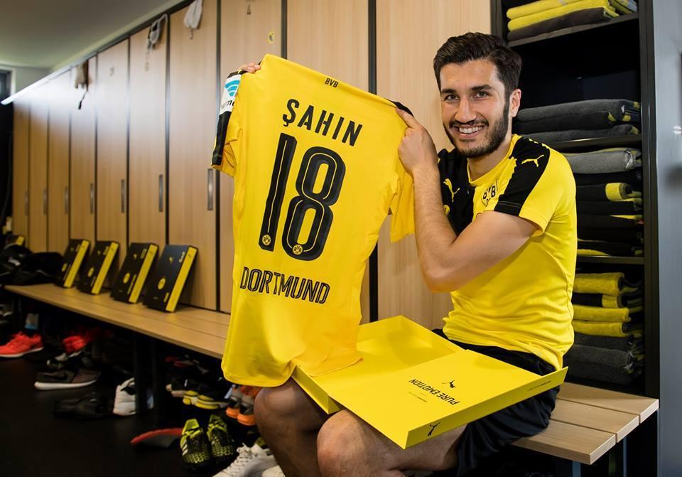 Borussia Dortmund nieuw shirt 2016-2017