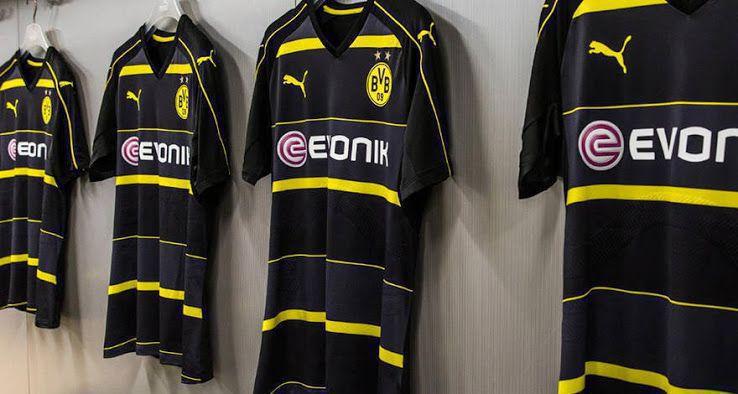 Borussia Dortmund uitshirt nieuw 2016-2017