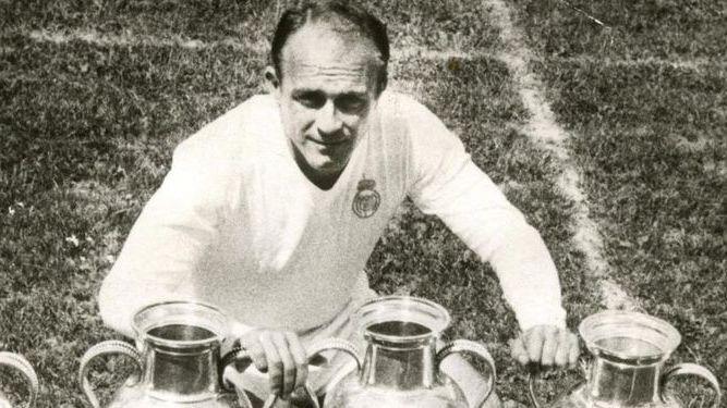 Geschiedenis Real Madrid shirt