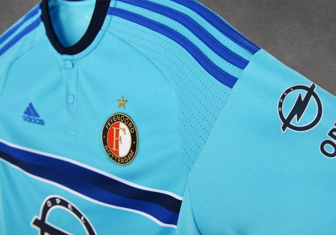 Feyenoord uitshirt seizoen 2016-2017