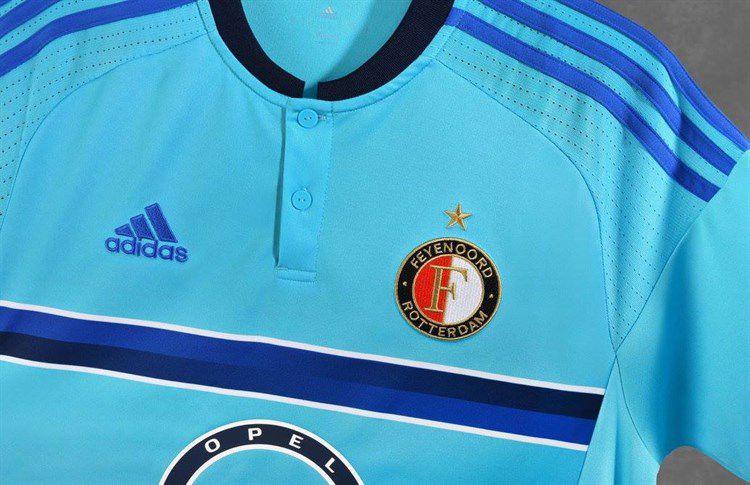 Feyenoord uitshirt nieuw 2016-2017