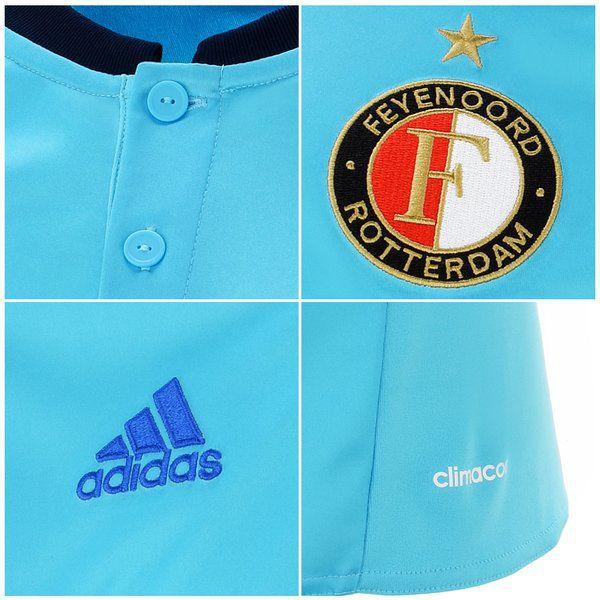 Nieuw Feyenoord shirt 2016 2017