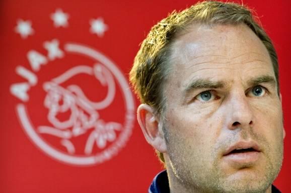 Frank de Boer: als speler en trainer actief bij Ajax
