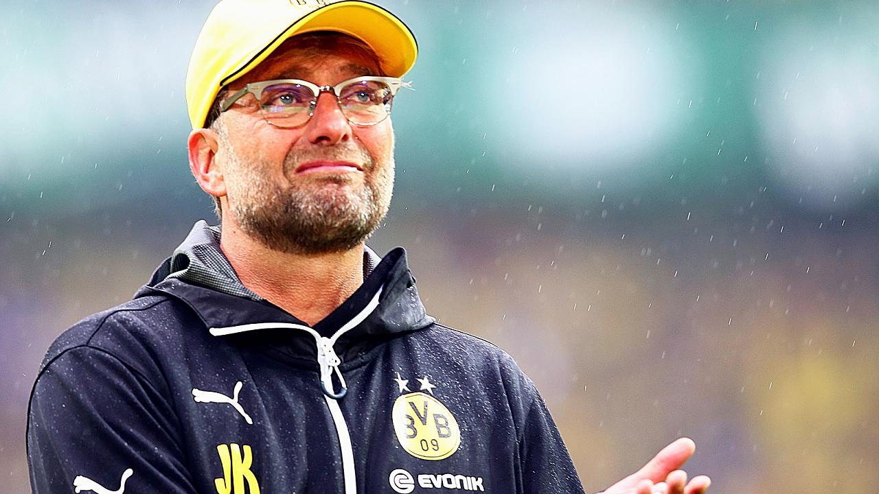 Populaire coach Jurgen Klopp