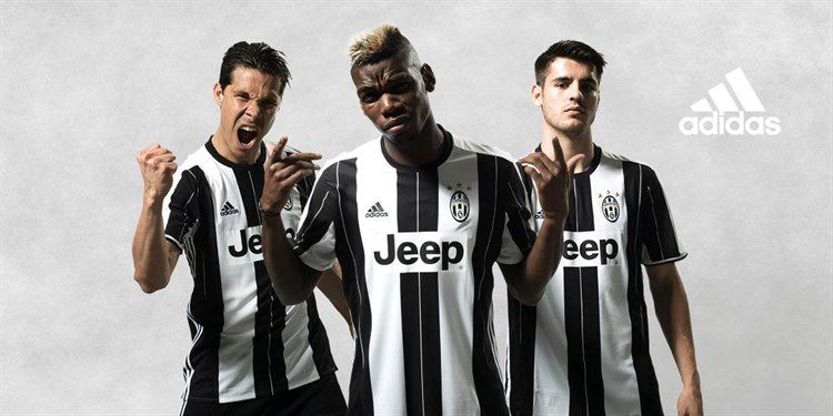 Juventus FC thuisshirt 2016-2017