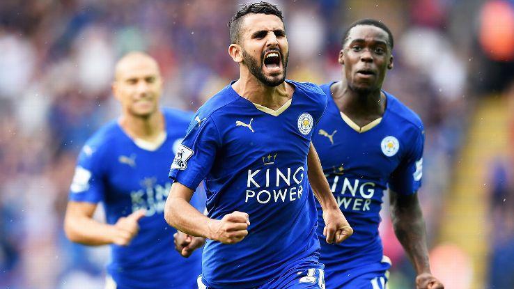 Sprookjesverhaal Leicester City