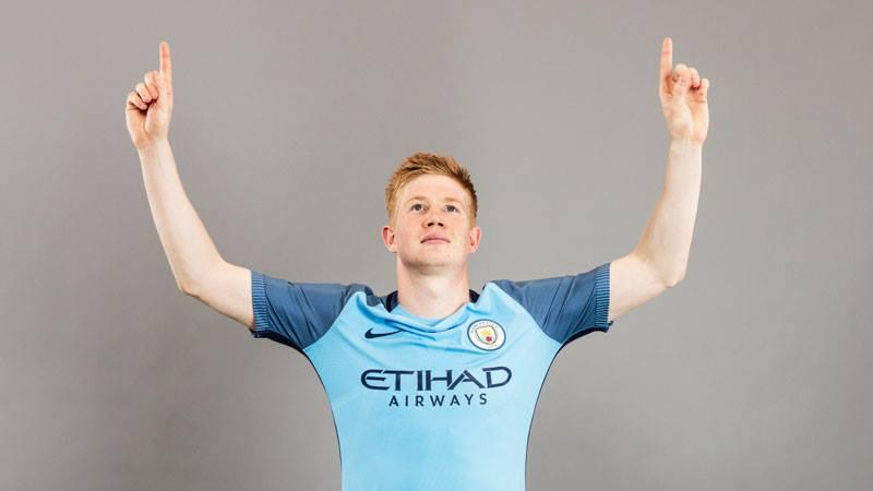Manchester City nieuw shirt 2016-2017