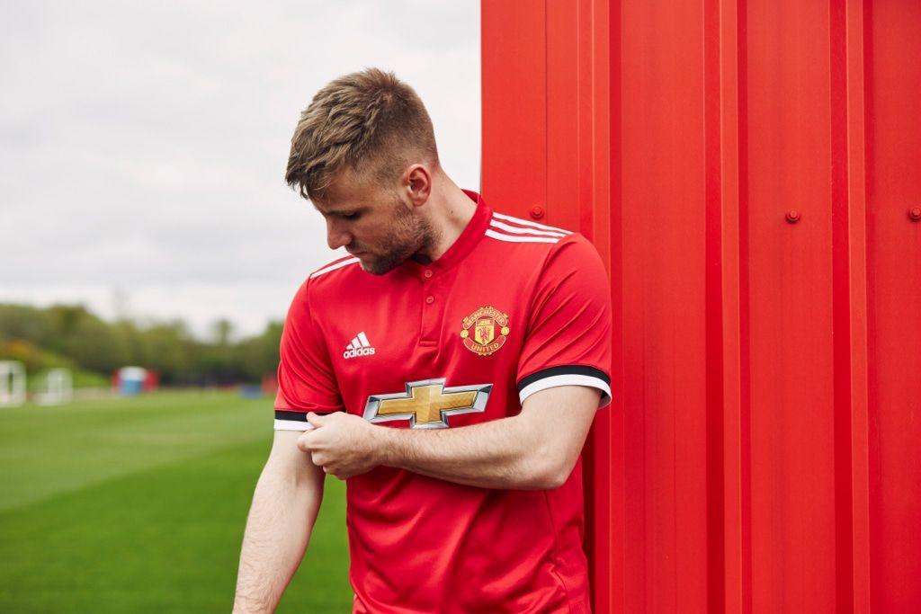 Manchester United thuisshirt 2017-2018