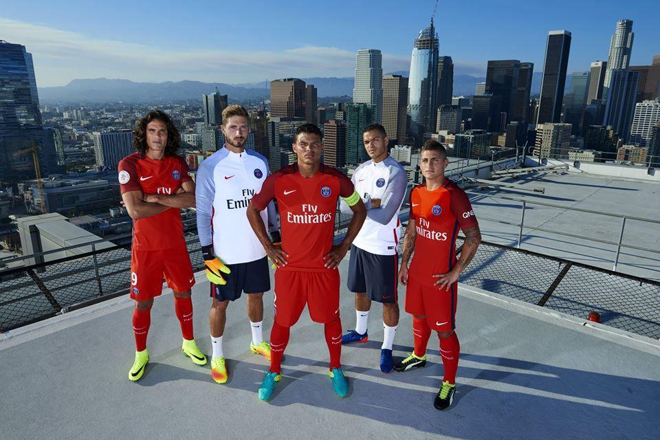 Voetbalshirts als marketingcampagne