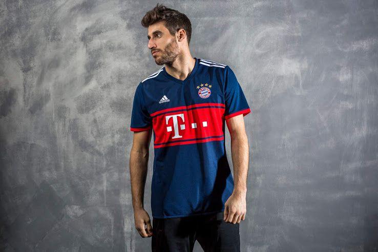 Nieuwe Bayern Munchen shirt 2017 2018
