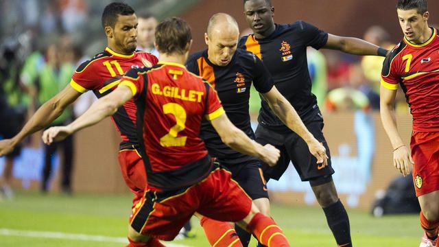 Belgische voetbalgeneratie meer marktwaarde dan Nederland
