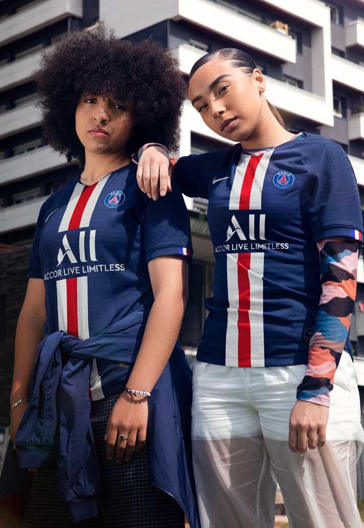 Paris Saint-Germain thuisshirt 2019-2020 nieuw