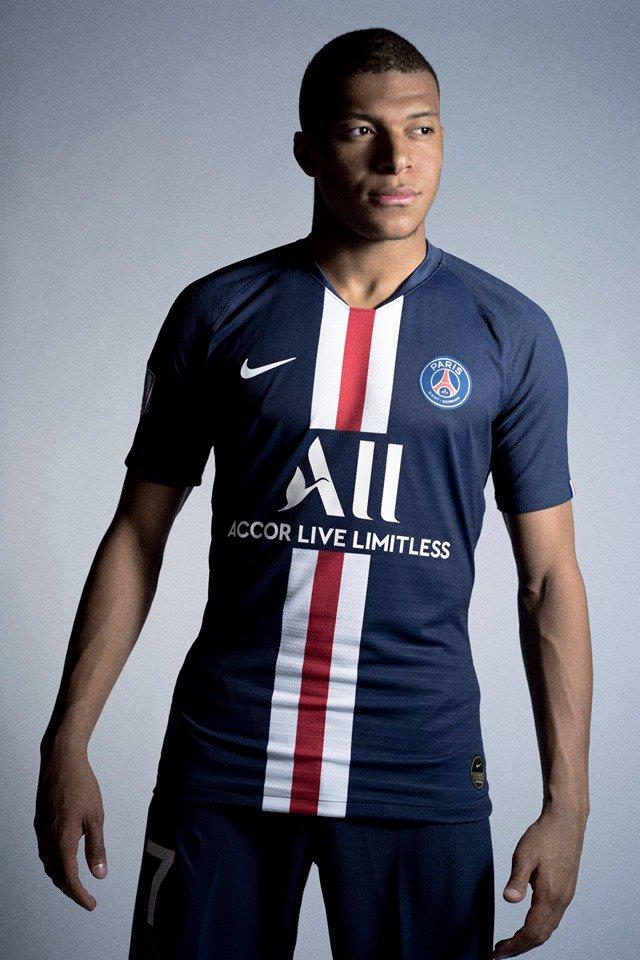 Paris Saint-Germain thuisshirt 2019-2020