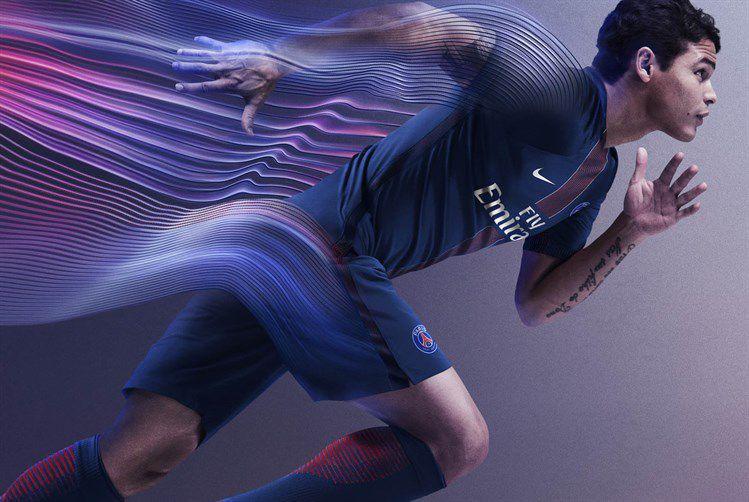 Nieuw thuisshirt PSG 2016-2017