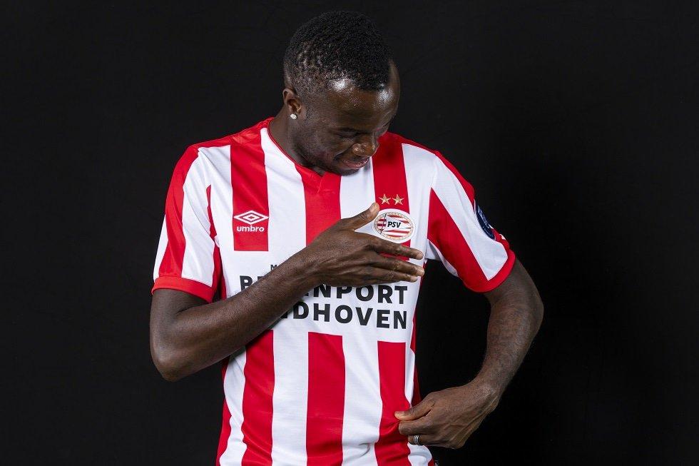 PSV thuisshirt van 2019-2020