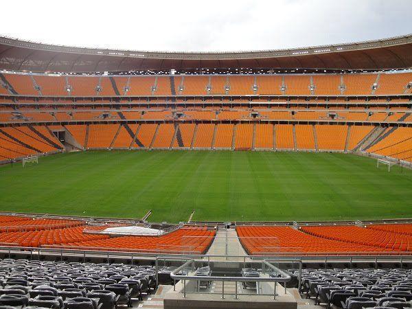 Soccer City: Zuid-Afrika