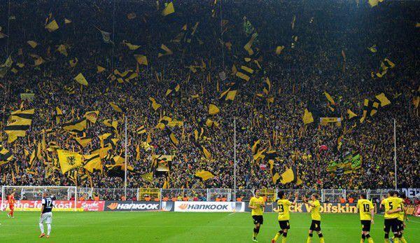 Sudtribune: Borussia Dortmund
