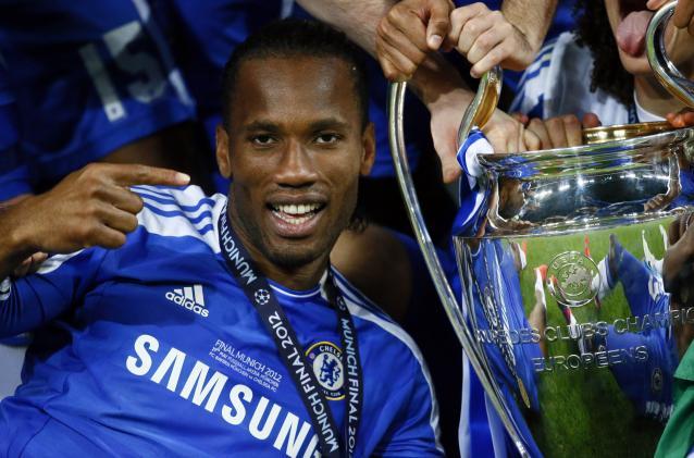 Terugkeer Drogba bij Chelsea
