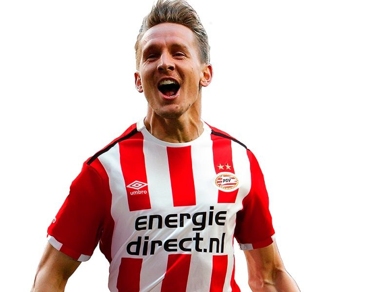 Nieuwste thuisshirt PSV 2016-2017