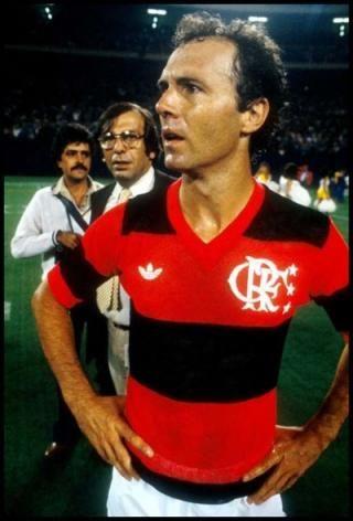 Flamengo thuisshirt 1982